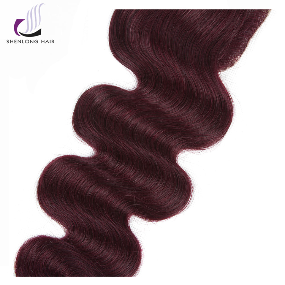 SHENLONG HAIR T1b / 99J Συσκευασίες Χρώματος Μη - Ανθρώπινα μαλλιά (για μαύρο) - Φωτογραφία 5