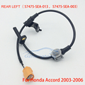 REAR LEFT(LH) SIDE ABS WHEEL SPEED SENSOR FOR HONDA ACCORD Mk8 MK VIII 03 57475-SEA-013 57475-SEA-003 2003-2007