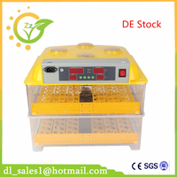 CE Approved 96 Mini Egg Incubator Fully Automatic Egg Incubator Great Quality Chicken Egg Incubator