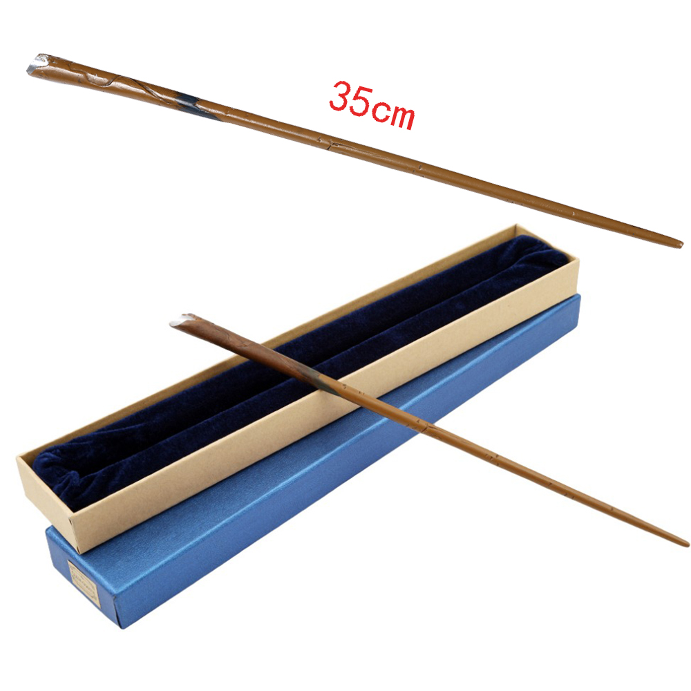 Movie Fantastic Beasts and Where to Find Them Newt Scamande Cosplay Magic Wand Prop accessary Gift with Box