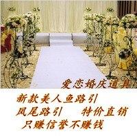 10 pcs/lot de mariage stand de fleur de fer cadre conducteur routier pour le mariage et partie
