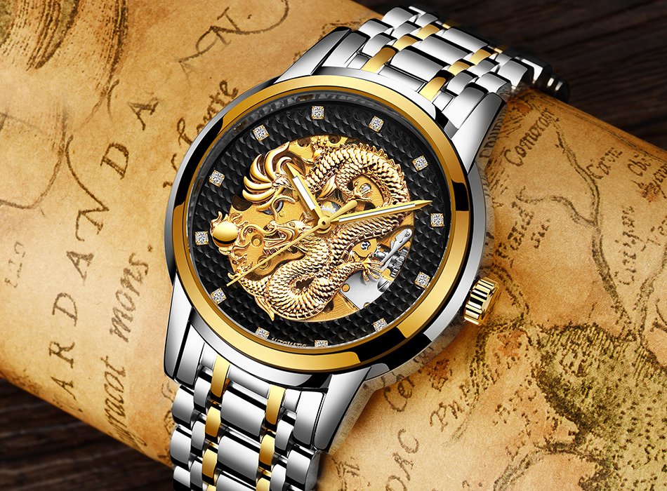 High Quality watch brand men