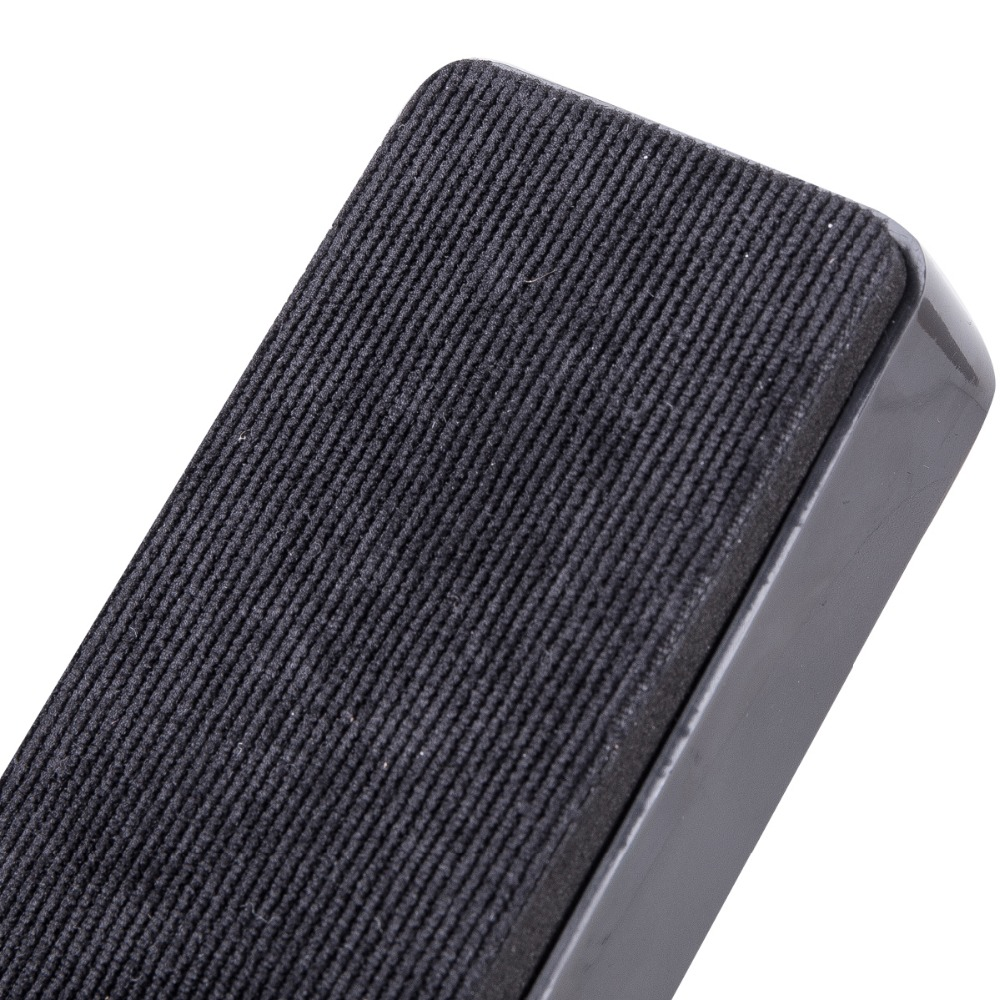 Black Color Fabric Magnetic Whiteboard Eraser Whiteboard School Class Office Meeting Supplies Deli 7834