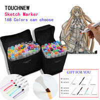 36 Colors Art Marker Double Tips Professional Class Special Drawing Painting Art Markers Pen
