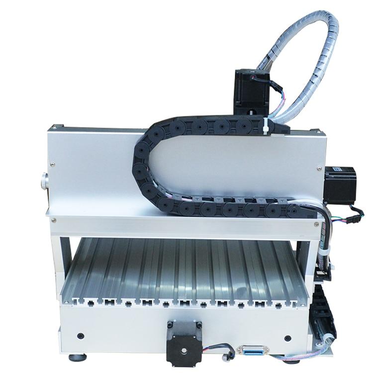 3040 mini cnc drožimo staklės mini cnc tekinimo - Medienos apdirbimo įranga - Nuotrauka 3