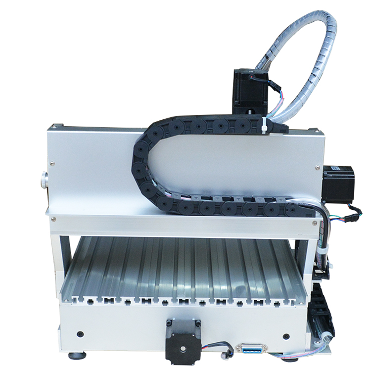 3040 mini máquina de talla cnc mini máquina de torno - Maquinaría para carpintería - foto 3