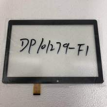 Tablet Touch Screen Prestigio GRACE 3201 4G 10.1inch sensor panel DP101279-F1 51pin front glass Digma Plane 1523 237 DP101279-F1