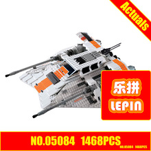 1457pcs Lepin 05084 Star Wars Snowspeeder 10129 Building Kit Children Educational Building Blocks Bricks