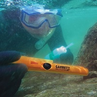 GARRETT Pro Pointer AT 1140900 Gold Silver Metal Detector 100% Waterproof Handheld Pinpointer Professional Metal Finder Seeker