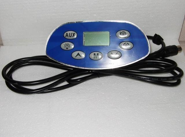 Ethink KL6500 KL6600 KL6700 Yedek Üst Kontrol Touchpad TCP6500 Için Ren ve Fırtına jakuziler