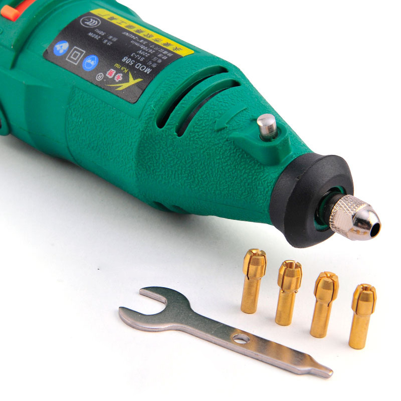 260W Electric Drill Dremel Grinder Engraving Pen Grinder Mini Drill Electric Rotary Tool Grinding Machine Dremel Accessories все цены