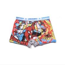Roupas Infantis 2016 Brand Christmas Kids Briefs Boys Underwear Designer Toddler Baby Boys Cartoon Briefs Panties Boxer Shorts