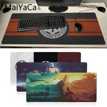 Desktop Mousepad Star-Wars Computer-Mat Gamer Maiyaca Alfombrilla Gaming Durable PC Rubber