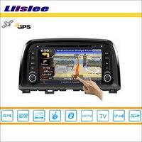 For 2012 2014 Mazda CX 5 Car GPS Navigation System Radio TV DVD BT IPod 3G