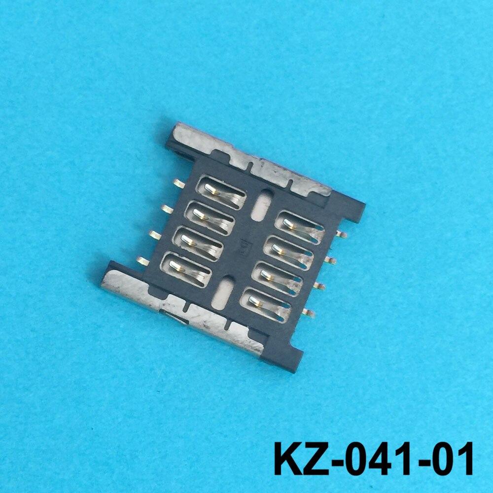 For HTC Incredible S G11 S710E Raider 4G G19 Amaze 4G X715E G22 Sim Card Tray Slot Holder Socket Connector Repair Part