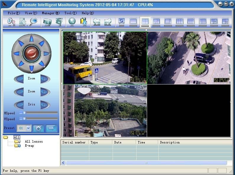 Ip Camera Software - about camera