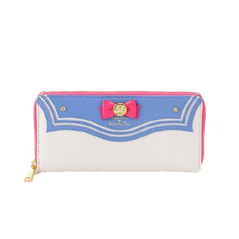 New Samantha Vega Lady Long Zipper  Bag Women Brand Leather Kawaii Wallet Purse Portefeuille Femme Dollar Price dollar price new european and american ultra thin leather purse large zip clutch oil wax leather wallet portefeuille femme cuir