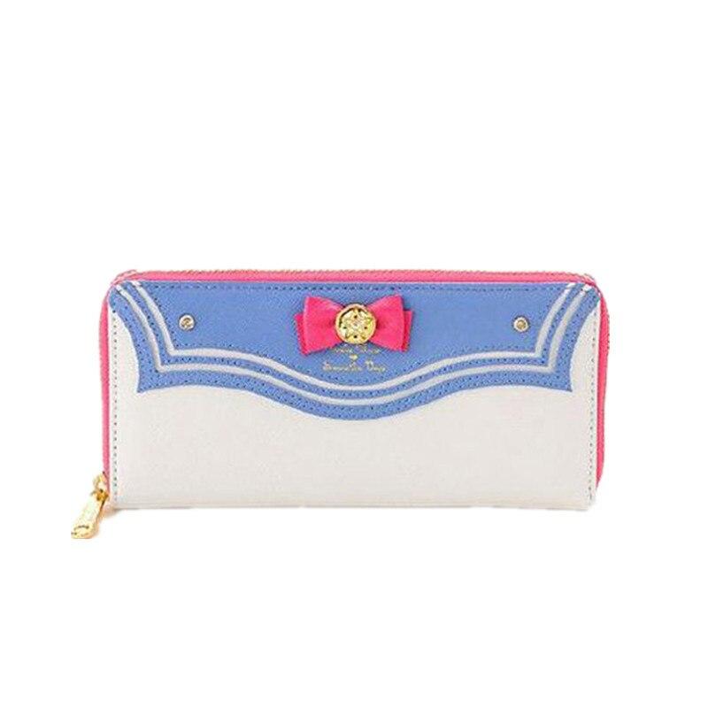 32c6f24db6c New Samantha Vega Lady Long Zipper Bag Women Brand Leather Kawaii Wallet  Purse Portefeuille Femme Dollar