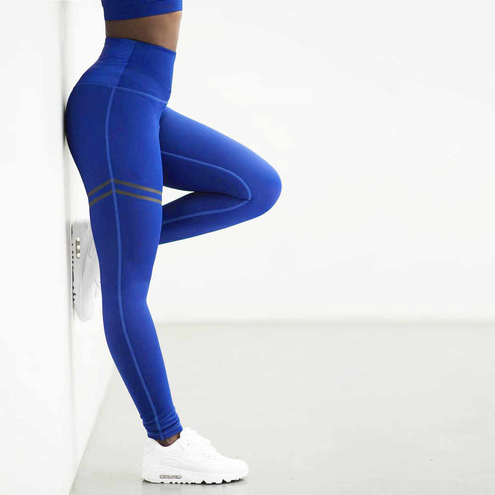 Vrouwen Broek Sneldrogend Training Broek Hoge Elastische Fitness Sport Leggings Slanke Running Sportkleding Sport Broek лосины