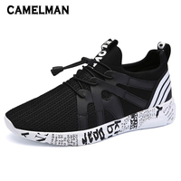 Men Fashion Running Shoes Sneakers Soft Comfortable Trainers Sports Shoes Mens Hot Sale Breathablue Hiking Walking Outdoor Shoe