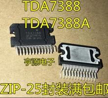 10PCS TDA7388 ZIP 25 7388 TDA7388A ZIP 4 X 41W double bridge car audio amplifier new and original