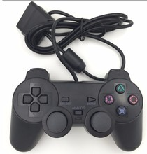Wired Game Controller for Sony PS2 Playstation 2 Joypad Pad wired gamepad Shock long cable joystick NYGACN NJP205