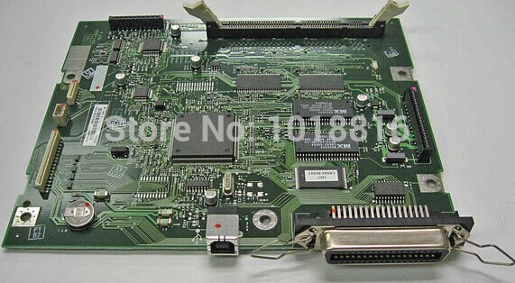 Free shipping 100% tested laser jet for HP3300MFP Formatter Board C9158-60002 printer part on sale free shipping new original laser jet for hp5000 5100 pressure roller rb2 1919 000 rb2 1919 printer part on sale