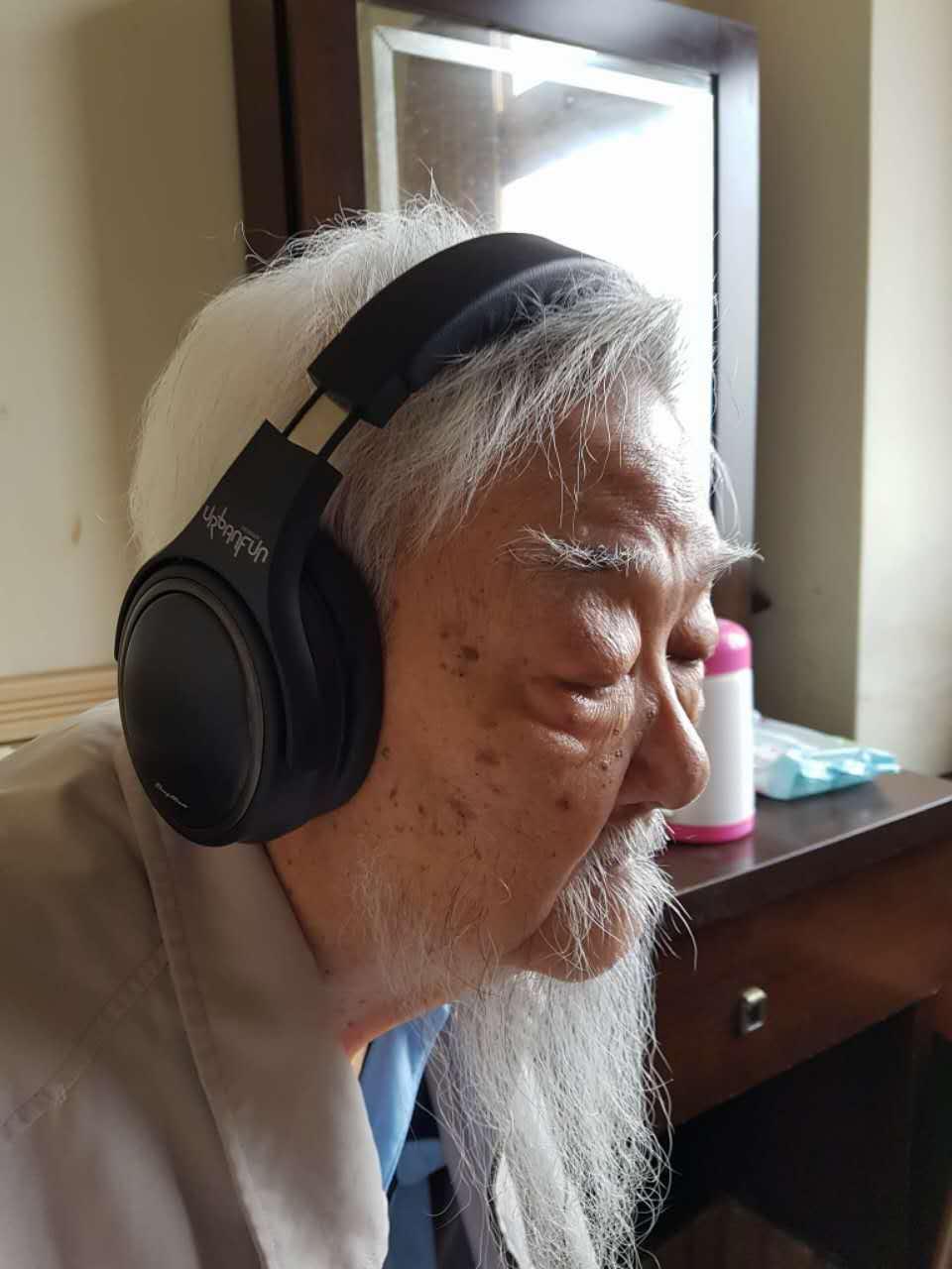 URBANFUN_Urbanfun Trandsound ONE HiFi casque 45mm béryllium diaphragme bandeau stéréo Mi casque haute qualité écouteurs - 6