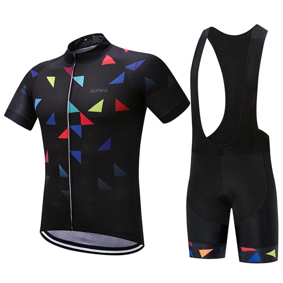 FUALRNY2018 new summer bike wear short sleeved riding suit mountain bike font b clothing b font
