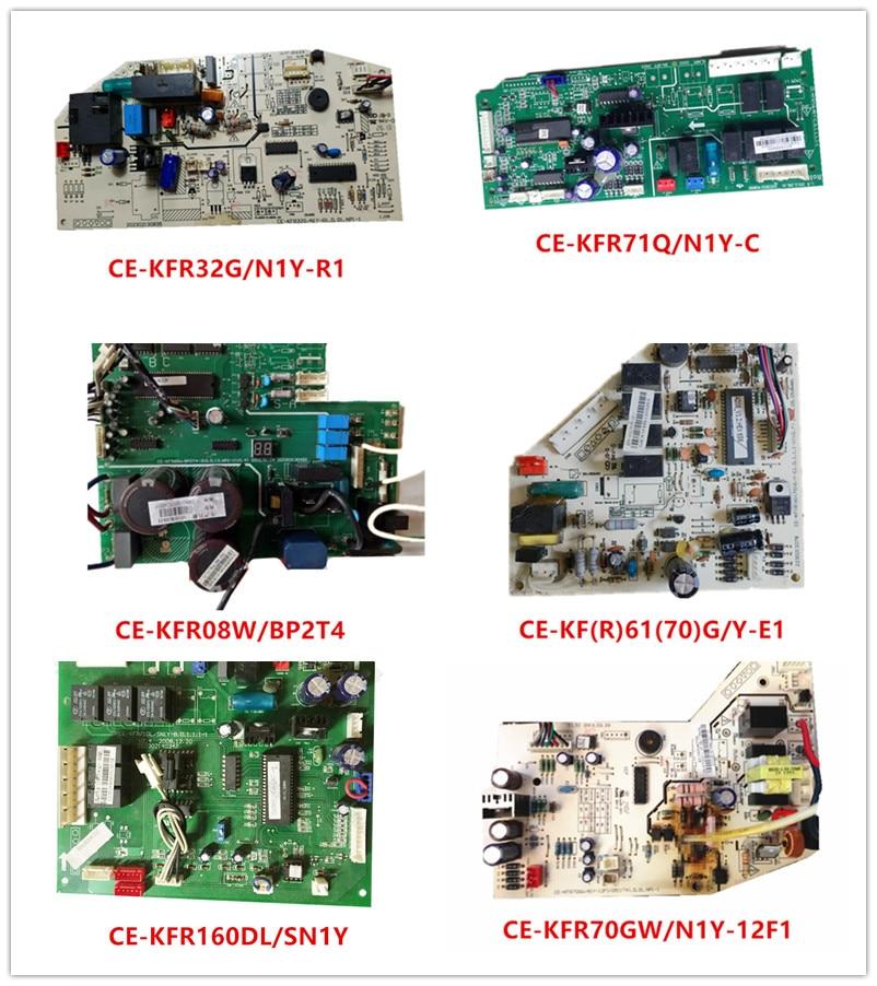 CE-KFR32G/N1Y-R1| CE-KFR71Q/N1Y-C| CE-KFR80W/BP2T4| CE-KF(R)61(70)G/Y-E1| CE-KFR160DL/SN1Y-B| CE-KFR70GW/N1Y-12F1 Used Good WROK