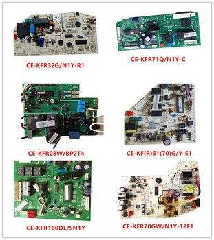 CE-KFR32G/N1Y-R1  CE-KFR71Q/N1Y-C  CE-KFR80W/BP2T4  CE-KF(R)61(70)G/Y-E1  CE-KFR160DL/SN1Y-B  CE-KFR70GW/N1Y-12F1 Used Good WROK
