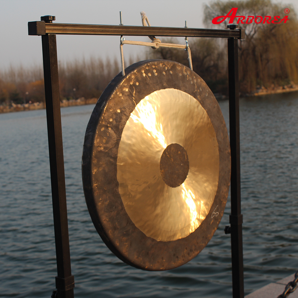 Steel Stand For 16 Inch 40cm Chau Gong With 1 Free Mallet(without Stand)