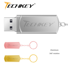 usb flash drive color Silver 8GB 32GB 64GB metal small U Disk pen drive rectangle USB 2.0 usb Flash Drive memory stick