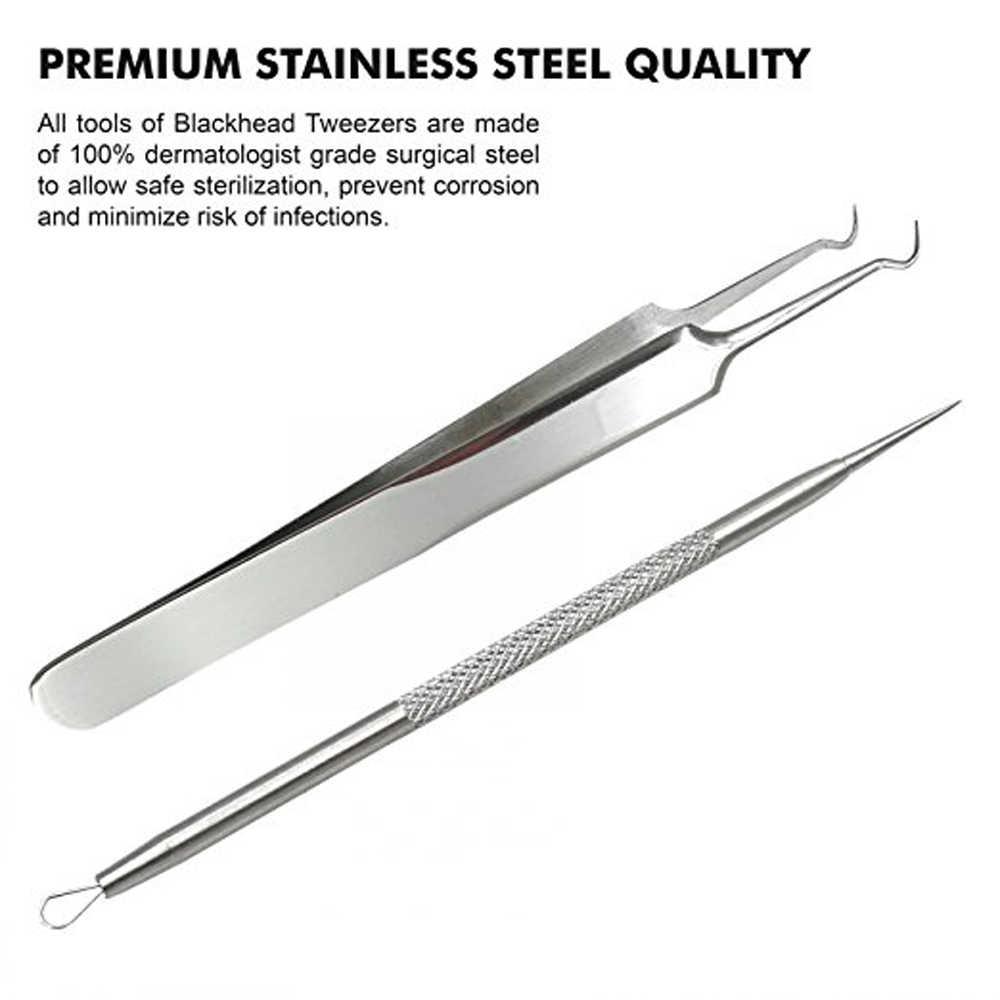 Blackhead & Splinter Remover Tools Stainless Steel
