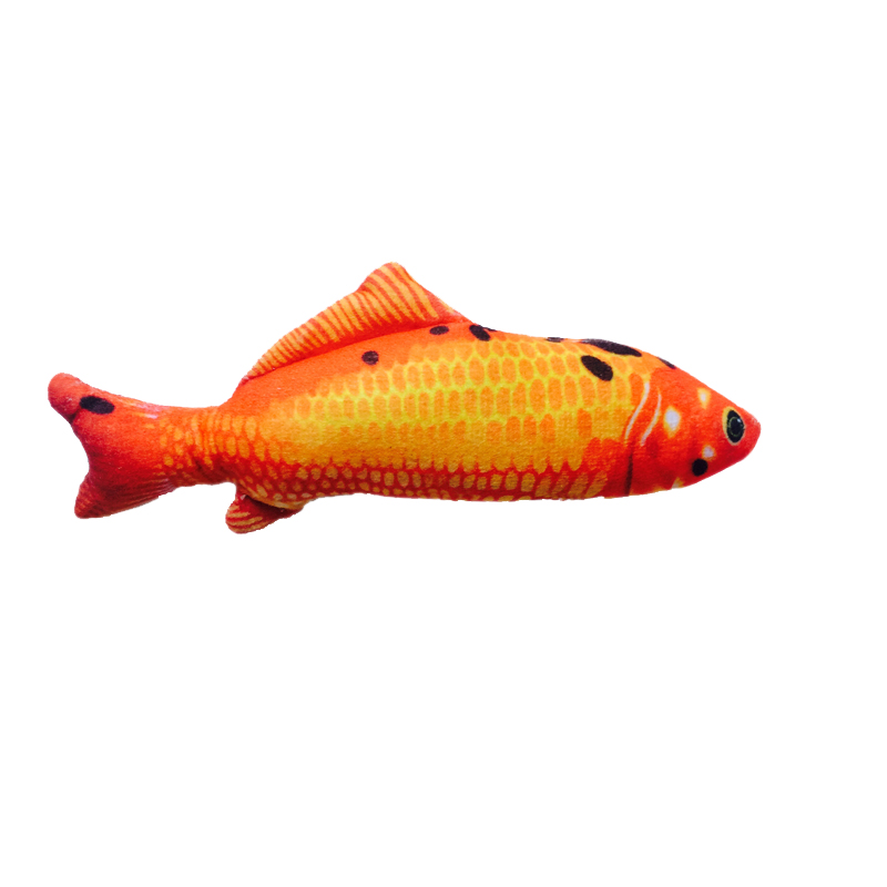 Rupeeramacom Assorted Fish Plush Toys
