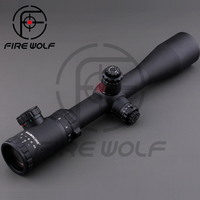 Visionking 3 9x42 Mildot 30mm Scopes Shock Resistance Wide Angle .308 30 06 .223 Luneta Para Shipping Red Dot Riflescopes