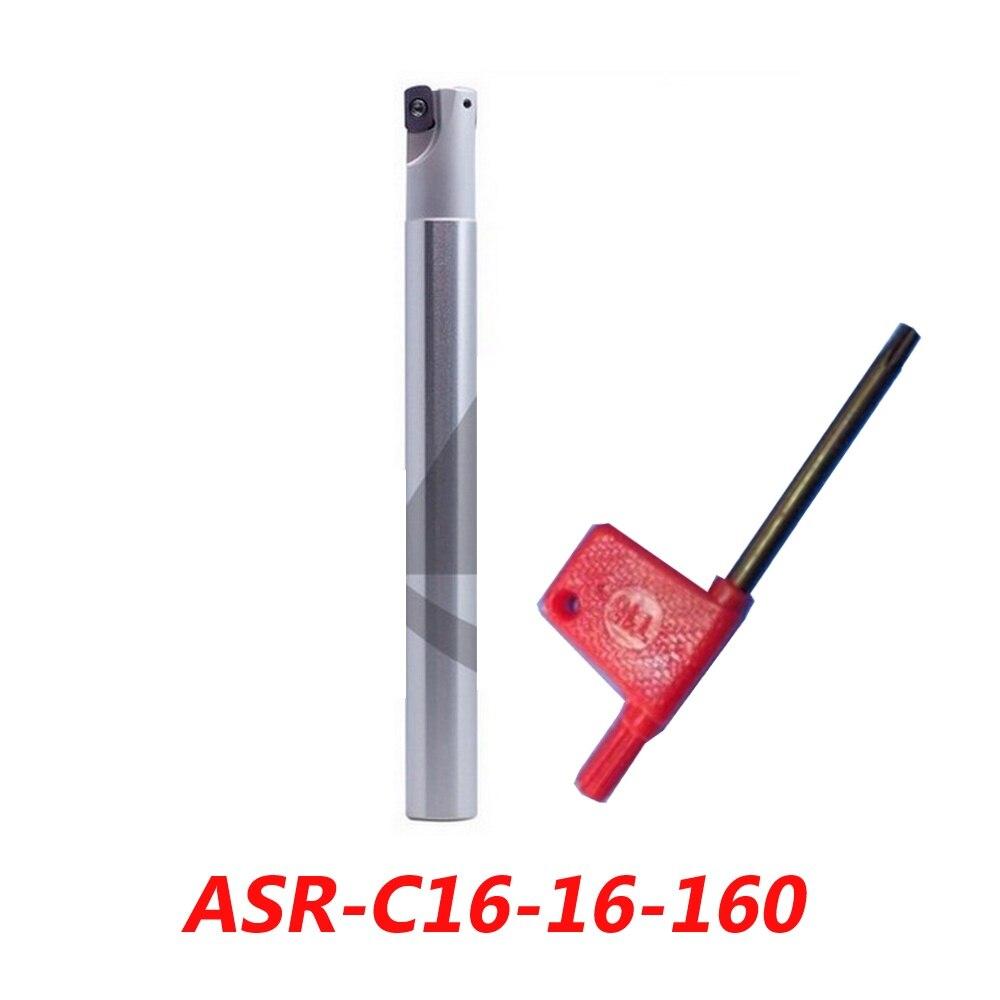 ASR-C16-16-160 High Feedrate End Mill Cutter Suitable For Hitachi Insert EPNW/T0603TN-8 коммутатор zyxel gs1100 16 gs1100 16 eu0101f
