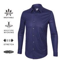 EAGEGOF осень зима для мужчин с длинным рукавом Гольф мужские Поло рубашка/мужской УФ футболка одежда для гольфа Спортивная одежда для спорта