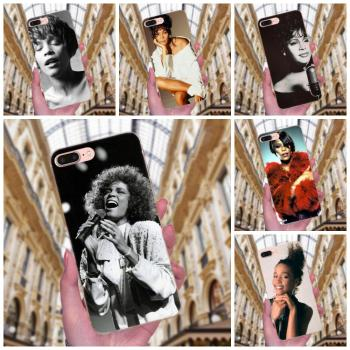 Sexy Singer Whitney Houston Art On Sale Luxury Phone Case For Huawei Mate 7 8 9 10 20 P8 P9 P10 P20 P30 Lite Plus Pro 2017 image