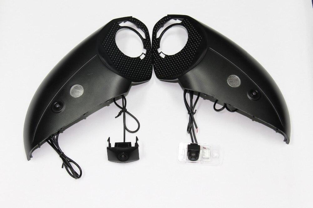 Xüsusi 360 dərəcəli quş görüntüsü avtomobil monitor sistemi - Avtomobil elektronikası - Fotoqrafiya 6