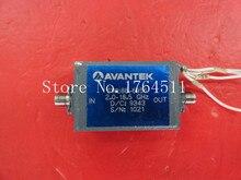 [БЕЛЛА] AVANTEK SWL88-6956 2-18.5 ГГц 15 В SMA усилитель питания
