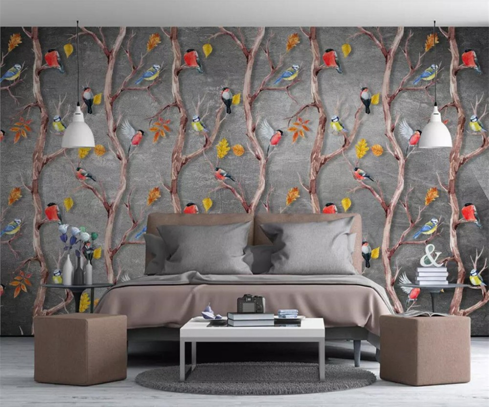 Beibehang Custom Photo Wall Mural 3d Wallpaper Luxury