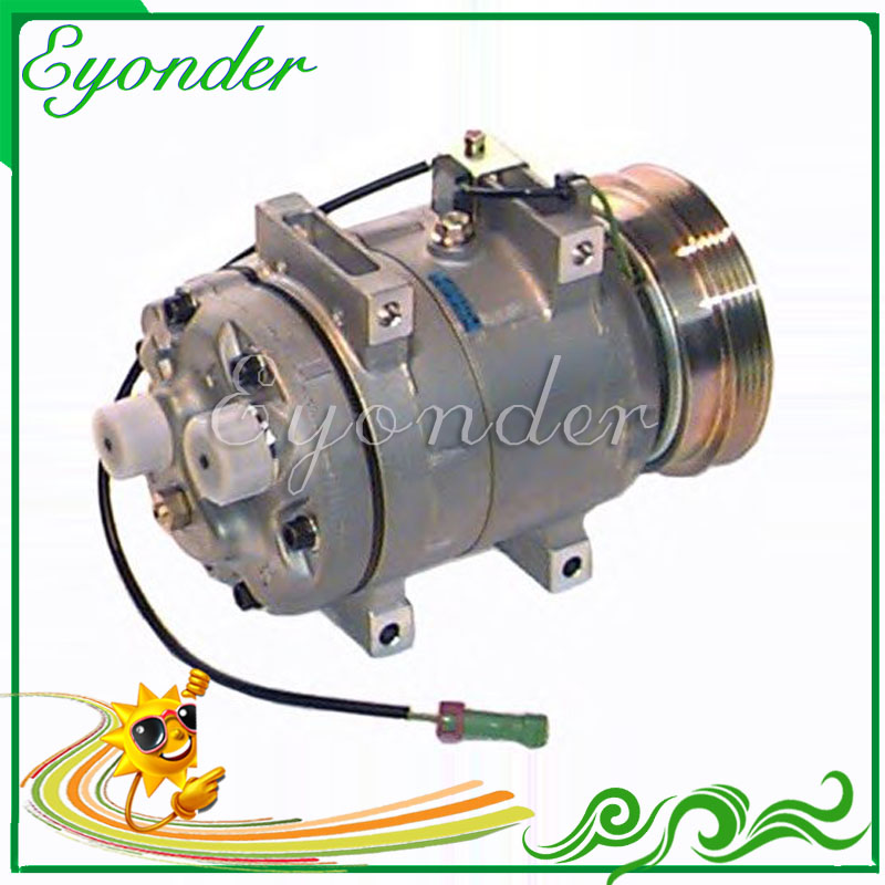A/C AC Air Conditioning Compressor Cooling Pump For VW