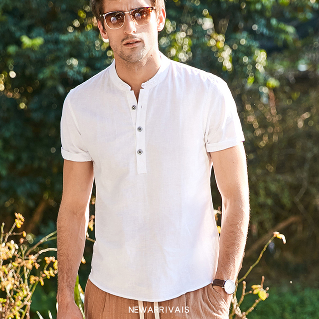 Summer Linen Shirt