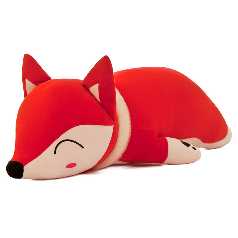 Toys For Children Doll Stuffed Toys Plush Animals Soft Kids Baby Toys For Girls Children Boys Birthday Gift Cute Pillow Fox