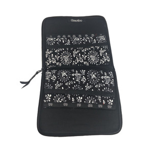 Image 5 - กระเป๋าเครื่องสำอางการพิมพ์เข็มเปลี่ยนได้กระเป๋าเข็มสำหรับถักและแปรงแต่งหน้า 25.3 ซม.* 15.3 ซม.