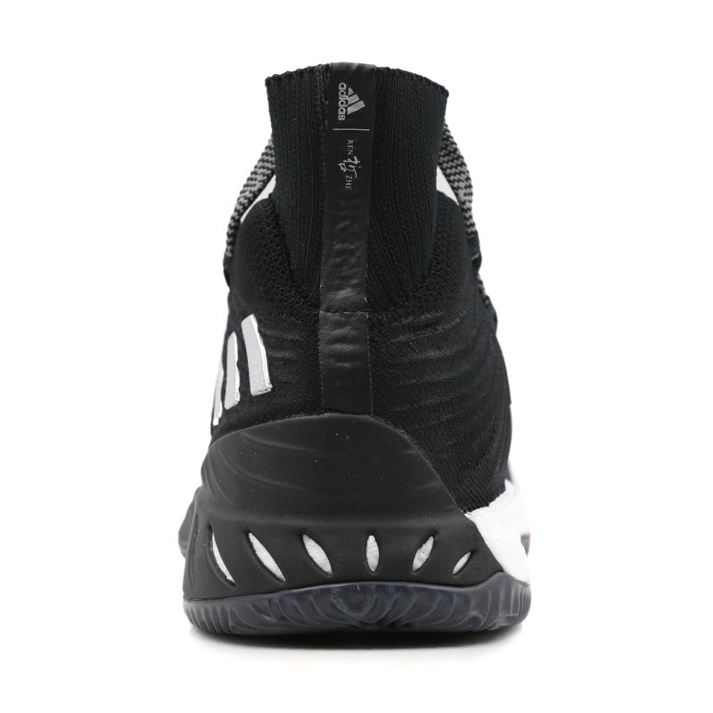 check out 10c1a 4bc61 Adidas Crazy Explosive 2017 Primeknit Core Black-Carbon - Ba