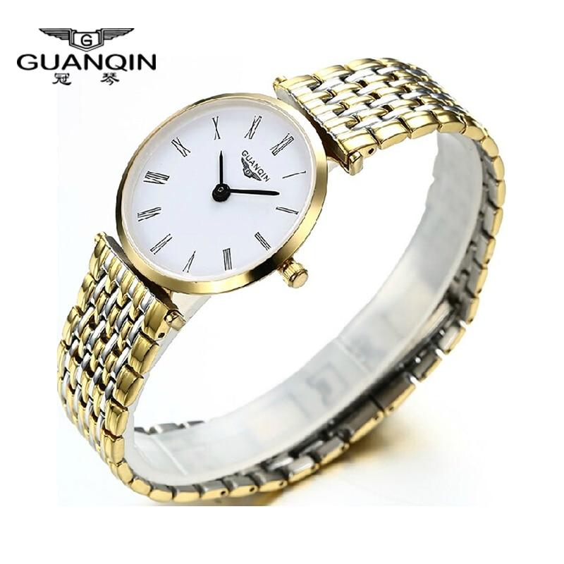Saatlar kişilər Yeni Moda dizayneri Orijinal marka GUANQIN Sapphire - Kişi saatları - Fotoqrafiya 6