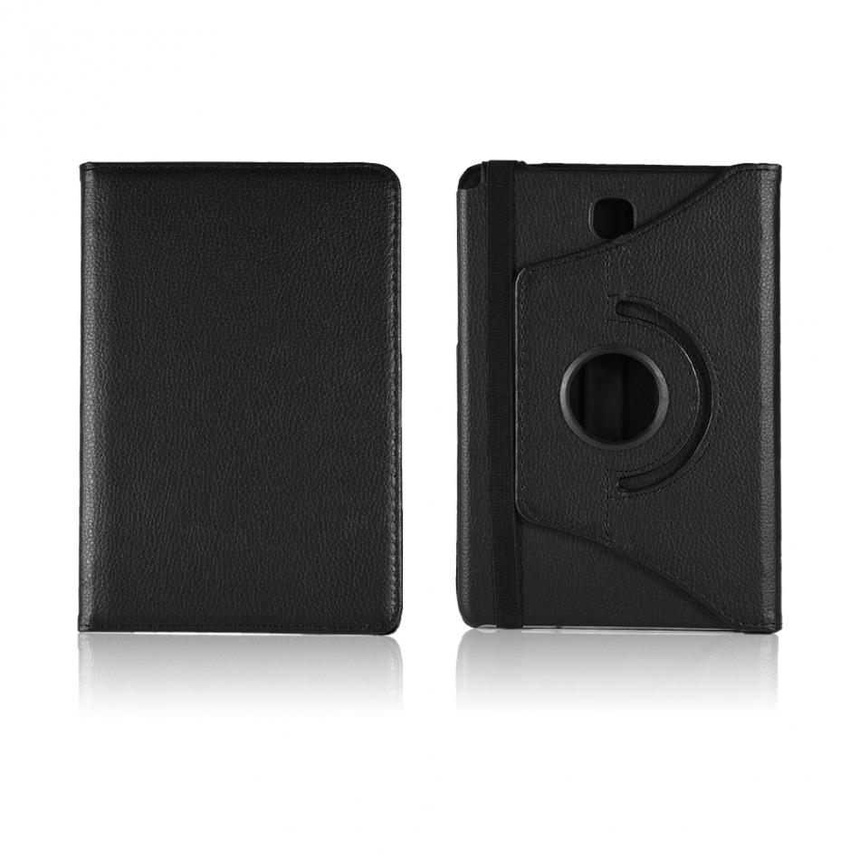 360 Degree Rotating PU Protective Case for Samsung for Galaxy Tab A Tablet T350/T355c SM-T580/T585 Cover Flip Stand