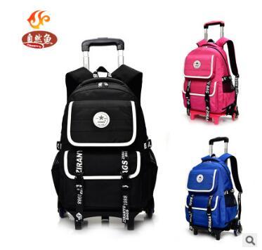 Школьные рюкзаки на тележке витачи чемоданы детские